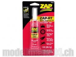 ZAP-RT Rubber (Gummi) CA Sekundenkleber 28gr
