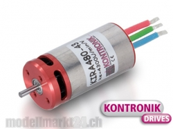 Kontronik Kira 480-26 Innenläufer Brushless Motor