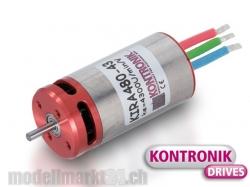 Kontronik Kira 480-31 Innenläufer Brushless Motor