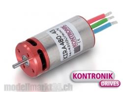 Kontronik Kira 480-34 Innenläufer Brushless Motor