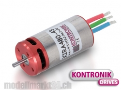 Kontronik Kira 480-43 Innenläufer Brushless Motor