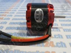 EMP Brushless Outrunner Motor N3530/09 KV1400