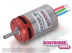 Kontronik Kira 500-26 Innenläufer Brushless Motor