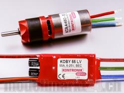 Kontronik DRIVE 480 (KIRA 480-31 5.2:1 / KOBY 55 LV)