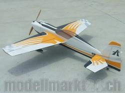 AeroPlusRC Corvus Racer 540 35CC orange/weiss