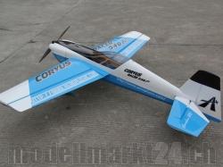 AeroPlusRC Corvus Racer 540 35CC blau/weiss