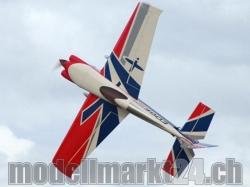 AeroPlusRC Edge 540 V3 35CC rot/blau/weiss (SG)