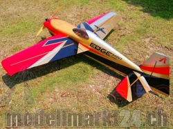 "AeroPlusRC Edge 540 V3 EX 76"" El.Version gold/rot/schwarz"