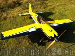 AeroPlusRC Slick 540 35CC gelb/schwarz/weiss