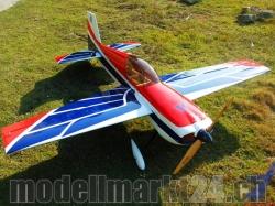 AeroPlusRC Slick 540 35CC rot/blau/weiss