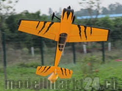 AeroPlusRC Corvus Racer 540 70E orange/schwarz El.Version