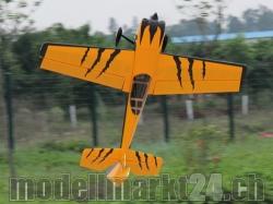 AeroPlusRC Corvus Racer 540 70E orange/schwarz El.Version