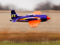E-Flite RareBear 160km/h BNF Spw.880mm mit AS3X-Technologie