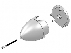 Multiplex Extra 300 S Spinner inkl. Schraube