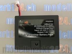 Spektrum Akku DX6 und DX7 Senderanlage 2000mAh LiPo TX