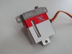 KST X10 V8.0 Softstart 10mm 10.8kg HV Digital Flächenservo Coreless