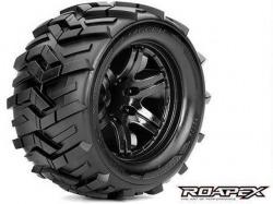 Roapex Morph RXR3004-B0 1/10 Monster Truck 0 Offset 12mm Hex