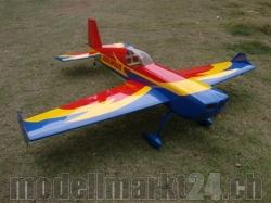 AeroPlusRC Extra 330SC 70E rot/gelb/blau El.Version