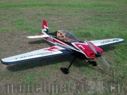 AeroPlusRC SBach 342 70 weiss/schwarz/rot