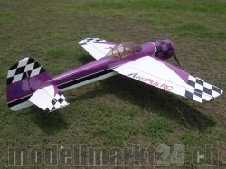 AeroPlusRC Yak 55M 70 violett/weiss/schwarz
