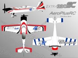 Folien-Design AeroPlus Extra 330SC 60CC