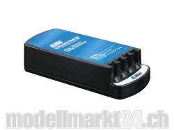 E-Flite LiPo Ladegerät mit 4 Ladeports / 1S