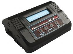 HiTEC Multicharger X1 AC Plus, Ladegerät