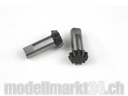 ZDRacing 8060 Differential Kegelrad CNC gefräst