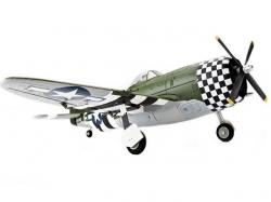E-Flite P-47D Thunderbolt BNF Basic Spw.1'070mm