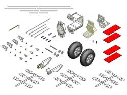 Multiplex Kleinteilesatz Parkmaster Pro