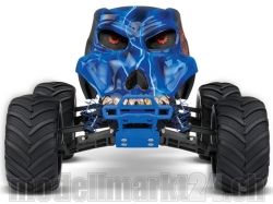 Traxxas Skully 1:10 Monster Truck RTR blau