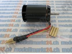 EMP Brushless Outrunner Motor X500-TW/05 KV1500