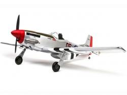 Hangar9 P-51 Mustang Spw.1'390mm 8cc Benziner BNF mit Safe..