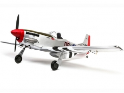 Hangar9 P-51 Mustang Spw.1'390mm 8cc Benziner BNF mit Safe Technolog..