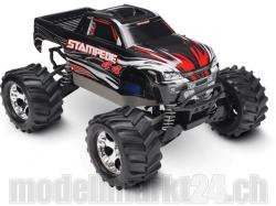 Traxxas STAMPEDE 4WD RTR Monster Truck 1:10 TQ 2.4GHz Schw..