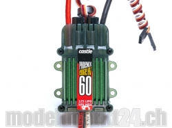 Castle Phoenix Edge HV 60A 12S Brushless ESC