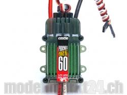 Castle Phoenix Edge HV 60A 12S Brushless ESC