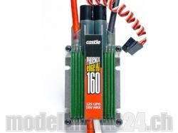 Castle Phoenix Edge HV 160A 12S Brushless ESC