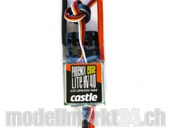 Castle Phoenix Edge Lite HV 40A 12S Brushless ESC