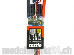 Castle Phoenix Edge Lite HV 120A 12S Brushless ESC