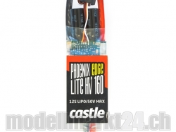 Castle Phoenix Edge Lite HV 160A 12S Brushless ESC