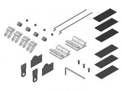 Multiplex Kleinteilesatz EasyStarII