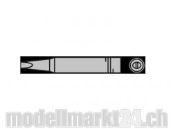 Lötspitze 3.2mm (meisselform) long-life