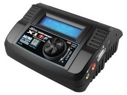 HiTEC Multicharger X1 AC MF, Ladegerät inkl. Servotester u..