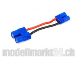 Adapterkabel EC3 Buchse auf EC2 Stecker