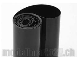 Schrumpfschlauch Durchmesser=70mm L=1m Schwarz