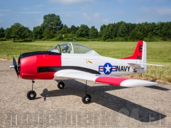 E-Flite T-28 Trojan Spw.1'118mm BNF, basic fun fly