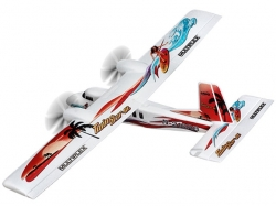 "Multiplex Twinstar BL ""Summertime"" Kit Spw.1420mm, RC Mode.."