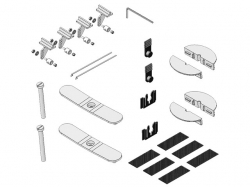 Kleinteilesatz TwinStar BL von Multiplex