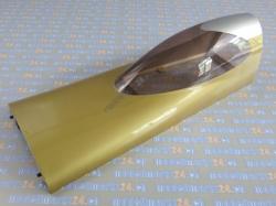"""Kabinenhaube Edge 540 V3 EX76"""" Rot/Gold/Schwarz (B) von Ae.."""